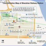 shenzhen station 150x150 MAP SHENZHEN EMS CHINA