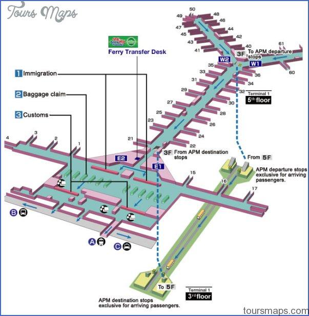 shenzhen terminal map 8 SHENZHEN TERMINAL MAP