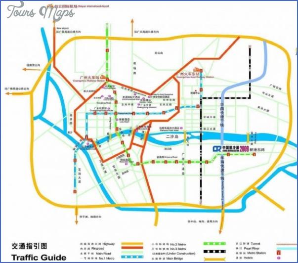 shenzhen travel map 3 SHENZHEN TRAVEL MAP