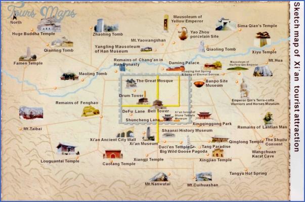 shenzhen travel map 9 SHENZHEN TRAVEL MAP