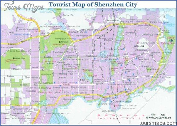 shenzhen weather map 12 SHENZHEN WEATHER MAP