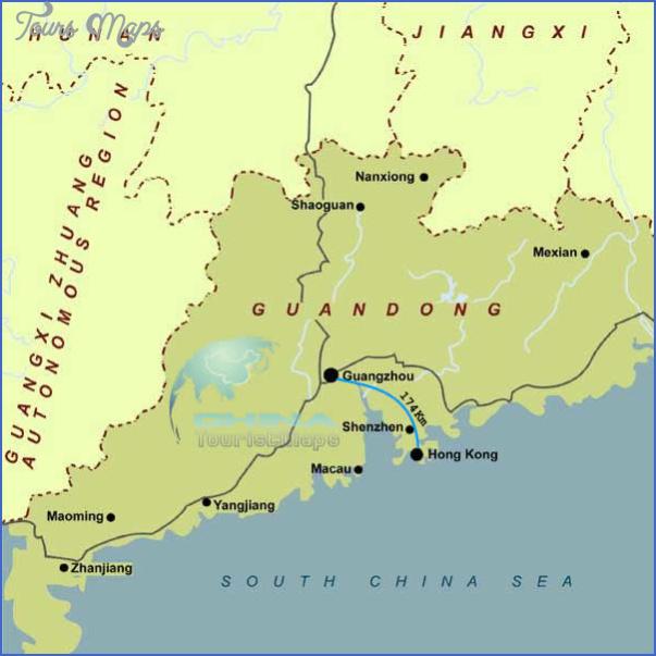 shenzhen zhuhai map 13 SHENZHEN ZHUHAI MAP