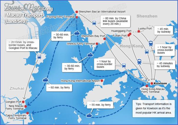 shenzhen zhuhai map 2 SHENZHEN ZHUHAI MAP