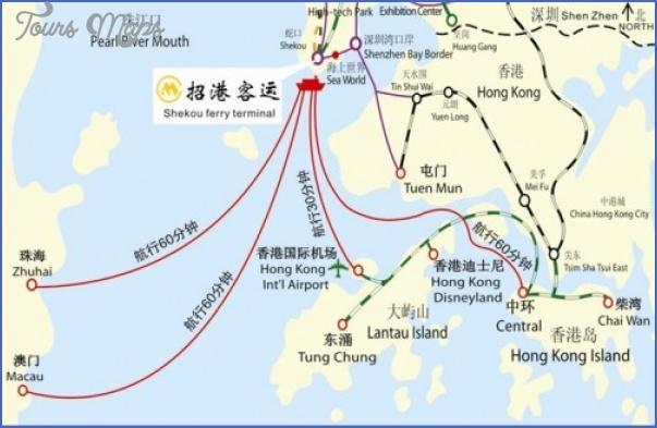 shenzhen zhuhai map 3 SHENZHEN ZHUHAI MAP