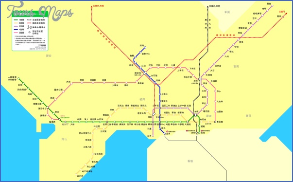 sz railway 2011 SHENZHEN METRO MAP FUTURE