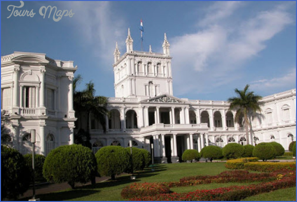visit to asuncion 3 Visit to Asuncion