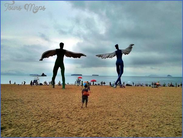 xiaomeisha beach park shenzhen 14 XIAOMEISHA BEACH PARK SHENZHEN