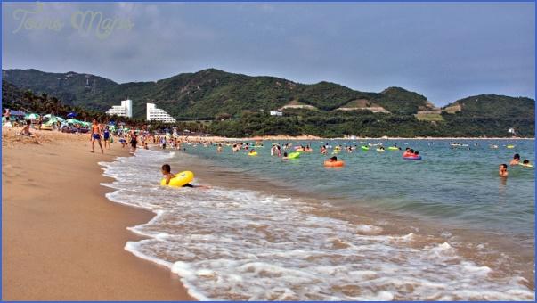xiaomeisha beach park shenzhen 7 XIAOMEISHA BEACH PARK SHENZHEN