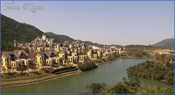 yangtai mountain and shiyan hot springs shenzhen 4 YANGTAI MOUNTAIN  AND SHIYAN HOT SPRINGS SHENZHEN