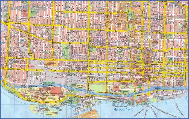 416 snack bar map toronto 3 416 SNACK BAR MAP TORONTO