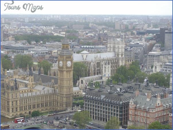 Bucketlist » Go on the London Eye (Official Bucket List)