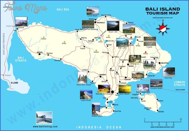 bali map  1 Bali Map