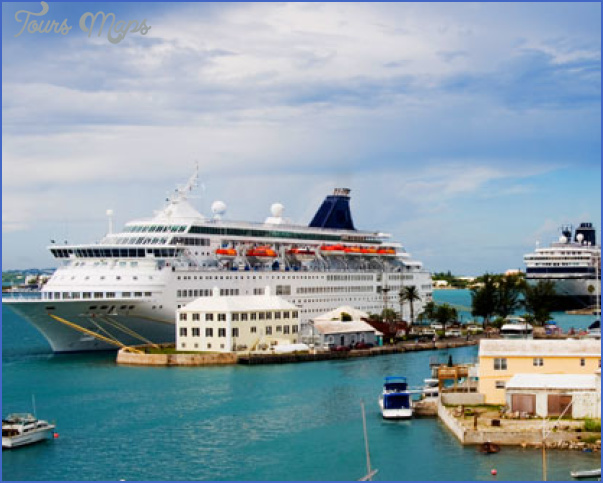 BERMUDA Cruises  Map  Travel  Holiday  Vacations