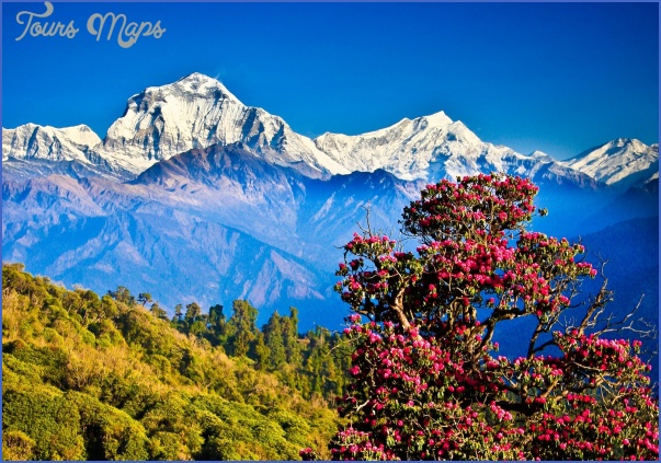 breathtaking view of nepal 1 Breathtaking view of Nepal
