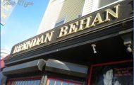 Brendan Behan's Pub, Boston | Party Earth
