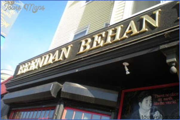 Brendan Behan's Pub, Boston | Party Earth