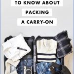 bring everything you need in your carry on bags for cruise travel 0 150x150 BRING EVERYTHING YOU NEED IN YOUR CARRY ON BAGS FOR CRUISE TRAVEL