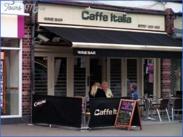 caffe italia 4 Caffe Italia