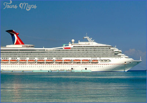 CARNIVAL CRUISE LINES  Map  Travel  Holiday  Vacations