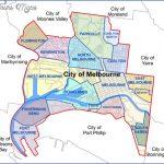city of melbourne australia boundary map mediumthumb 150x150 Melbourne Map