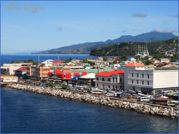 dominica cruises 4 DOMINICA CRUISES