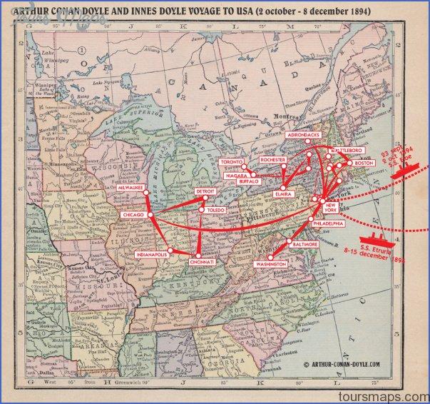 doyles us map phone address 4 Doyle's US Map & Phone & Address