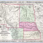 map of montana and wyoming 5 150x150 MAP OF MONTANA AND WYOMING