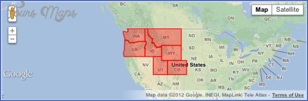 map of montana wyoming idaho 5 MAP OF MONTANA WYOMING IDAHO