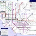 melbourne train and tram map 150x150 Melbourne Map