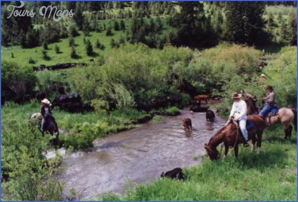 montana vacations  5 Montana Vacations