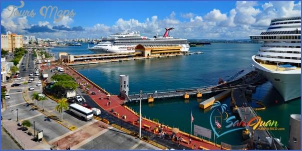 old san juan cruise port puerto rico PUERTO RICO CRUISES