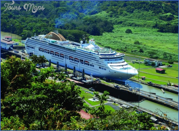 panama canal cruises 5 Panama Canal Cruises