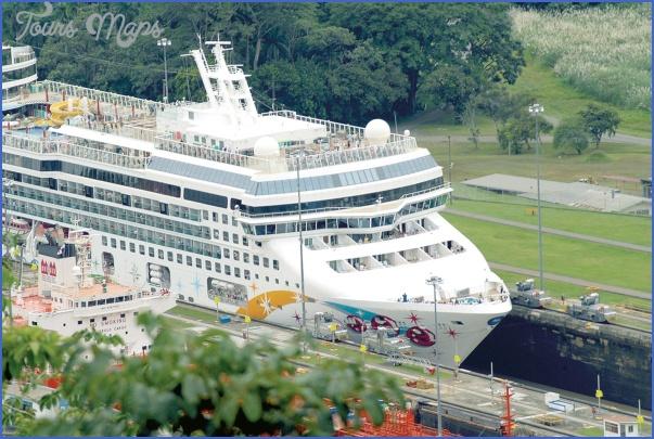 panama canal cruises 6 Panama Canal Cruises