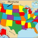 state map of montana usa 3 150x150 STATE MAP OF MONTANA USA