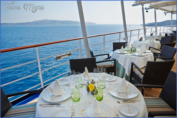 the best shipboard cuisine luxury 3 THE best SHIPBOARD CUISINE, LUXURY