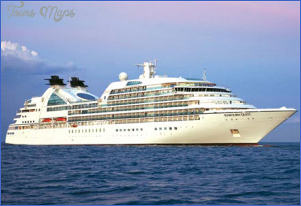 the cruise lines luxury ships 2 THE CRUISE LINES: LUXURY SHIPS