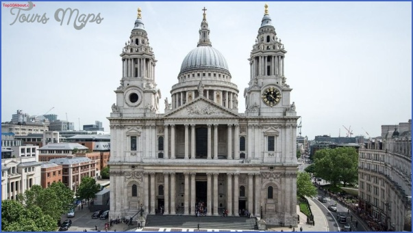 top 8 most famous london attractions 1 TOP 8 most famous London attractions