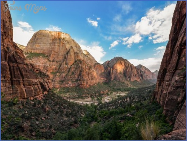 travel to zion national park 4 Travel to Zion National Park