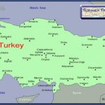 turkey map for tourists 15 150x150 Turkey Map For Tourists