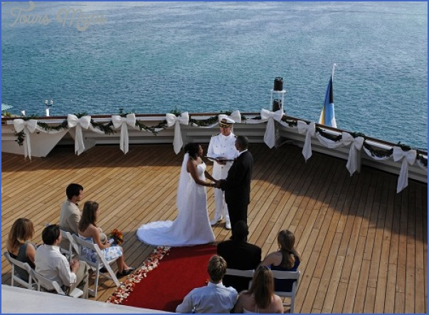 wedding cruises 4 Wedding Cruises