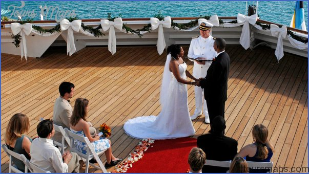 wedding cruises 7 Wedding Cruises
