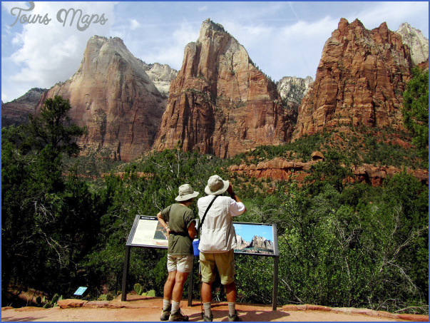 zion national park guide for tourist  30 Zion National Park Guide for Tourist