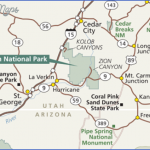 zion national park map tourist attractions 0 150x150 Zion National Park Map Tourist Attractions