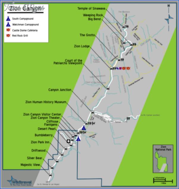zion national park utah directions 3 ZION NATIONAL PARK UTAH DIRECTIONS
