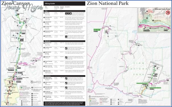zion national park utah directions 4 ZION NATIONAL PARK UTAH DIRECTIONS