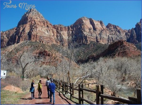 zion national park vacations 10 Zion National Park Vacations