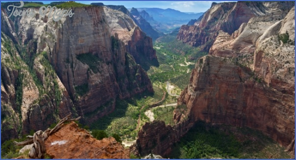 zion national park vacations 12 Zion National Park Vacations