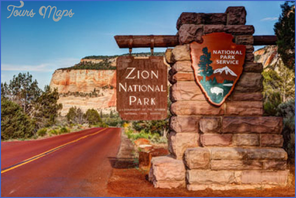 zion national park vacations 14 Zion National Park Vacations