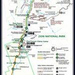 zion park map utah 1 150x150 ZION PARK MAP UTAH