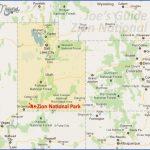 zion park map utah 11 150x150 ZION PARK MAP UTAH